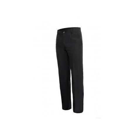 Pantalón negro de caballero