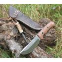 Cuchillo De Caza Muela Aborigen 12 -D