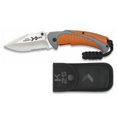 Knife K25 Energy orange. Blade: 8 cm