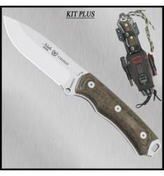 Cuchillo Miguel Nieto Chaman 140-KK táctico de supervivencia
