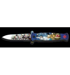 Navaja Alvainox Templario Cruz hoja 9.2cm