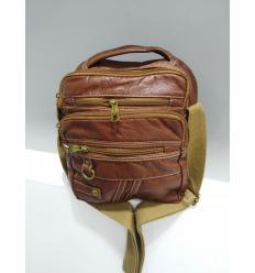 Shoulder bag synthetic leather