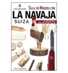 Tamanho em Madeira com o Canivete suíço