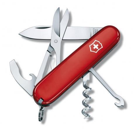 Canivete Victorinox Compact vermelha