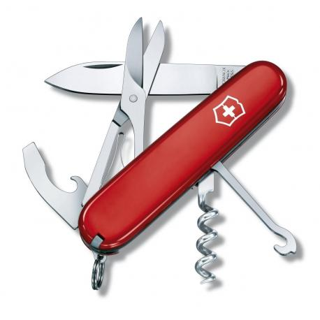 Knife Victorinox Compact red