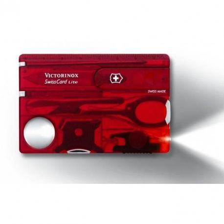 Targetas Swisscard Lite Roja 0.7300.T