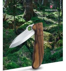 Navaja Victorinox Hunter Pro de madera sin funda