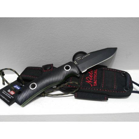 Cuchillo Miguel Nieto 138-G10N Acero Bóhler N 695 G10 cordura