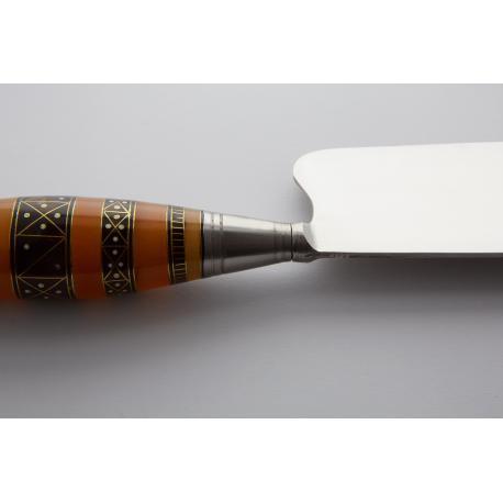 Cuchillo de cocina 21cm Artesano de la isla de Gran Canaria
