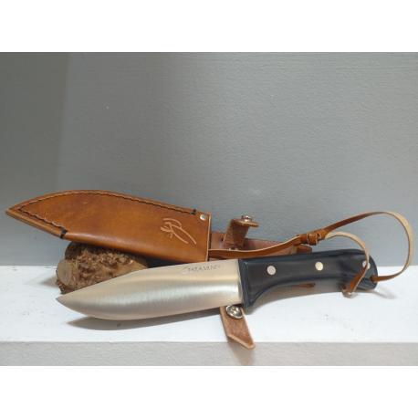 Cuchillo de caza taramundi