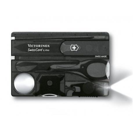 Swisscard Lite negra