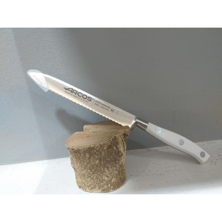 Cuchillo Tomatero Riviera Blanc