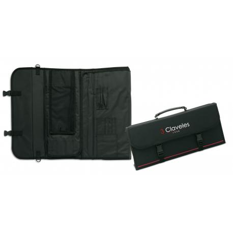 Carrying case, 17-piece with handle