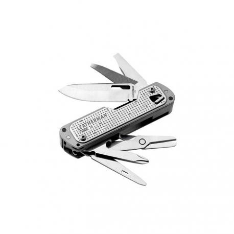 Leatherman Free T4 12 usos