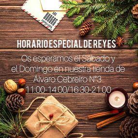 ⠀⠀⠀⠀⠀⠀⠀⠀⠀ ¿Que le pediste en la carta a los Reyes Magos👑? ⠀⠀⠀⠀⠀⠀⠀⠀⠀ Ven a nuestra tienda y deja tu carta📩 y si tienes algun regalo de última hora... ⠀⠀⠀⠀⠀⠀⠀⠀⠀ 👉No te preocupes por eso, te esperamos en nuestra tienda🏘de Álvaro Cebreiro N°3 el sábado y el domingo🧐 ⠀⠀⠀⠀⠀⠀⠀⠀⠀ Horario especial de Reyes💯 11:00-14:00/16:30-21:00 ⠀⠀⠀⠀⠀⠀⠀⠀⠀ No te quedes sin tu regalo🎁🎁 ⠀⠀⠀⠀⠀⠀⠀⠀⠀ #experiencia #calidad #cuchillerialasburgas #navidad #reyesmagos #compranavideña #coruñamola #coruñasemueve #coleccionismo #navajasuiza #regalosnavidad #cuchillos #comerciocoruñes #compras #callerealcoruña