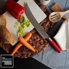 ⠀⠀⠀⠀⠀⠀⠀⠀⠀ Si lo que necesitas un fiel amigo👩🍳👨🍳para tu cocina, compra un buen #cuchillo🔪 ⠀⠀⠀⠀⠀⠀⠀⠀⠀ Un cuchillo🔪 es una de las herramientas más nobles en nuestras cocinas, es muy importante tener un cuchillo versátil y ligero para poder #cortar perfectamente🥕🥑 ⠀⠀⠀⠀⠀⠀⠀⠀⠀ Este modelo de f.dick es perfecto para realizar un buen despiece y un corte con precisión, se trata de modelo Hektor con alvéolos en su hojaConsulta nuestra web🛒,dejate sorprender por nuestro amplio catálogo productos y nuestros precios😃www.cuchillerialasburgas.com#cuchillerialasburgas #cuchillos #knife #knifecollection #knifefanatic #knifecollectors #knifephotography #knivelover #experiencia #calidad #cocina #cook #chefs #chefsknife #redspirit #redspiritroofing #fdickknives #fdickknife #fdick #experiencia #calidad #coruña #cursosdecocina #afilado #afilador #cursosdecocinaprofesional #escuelasdehosteleriadegalicia